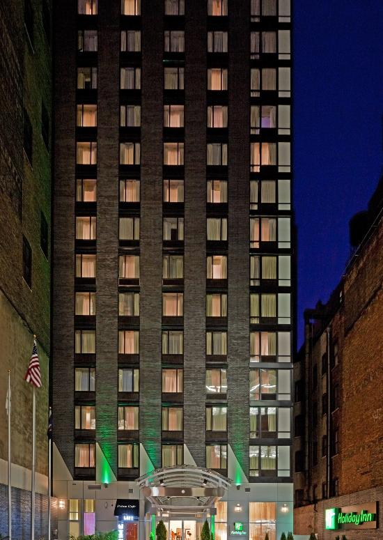 紐約假日酒店/曼哈頓第六大道