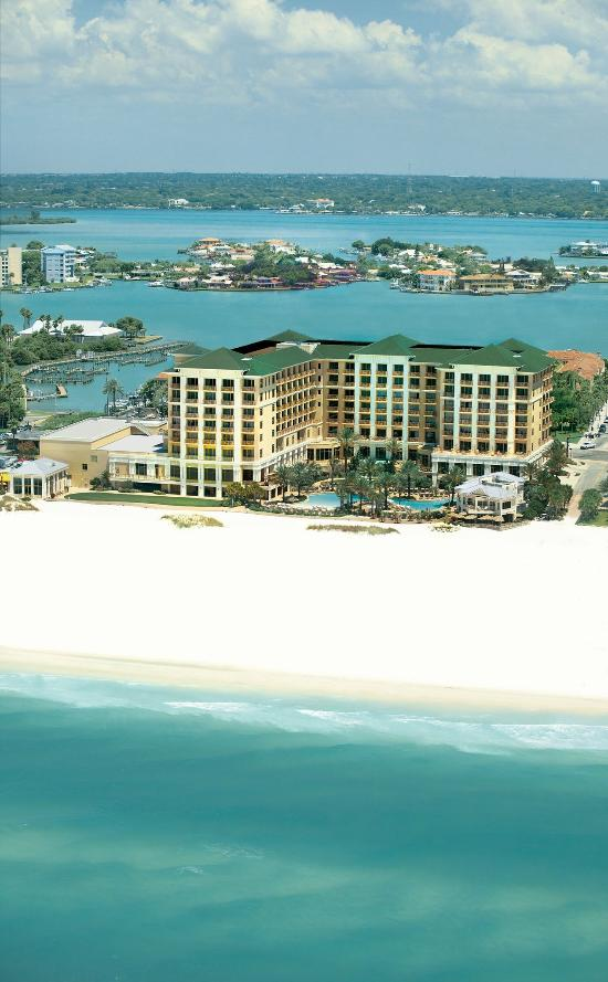 Sandpearl Resort