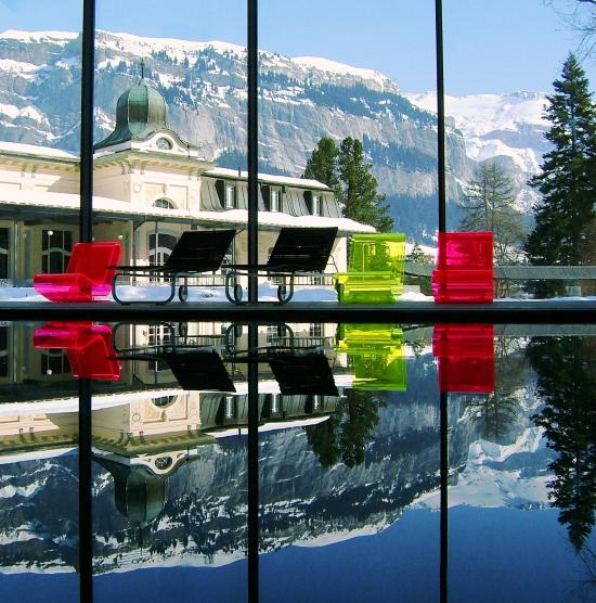 Villa Silvana im Waldhaus Flims Mountain Resort & Spa