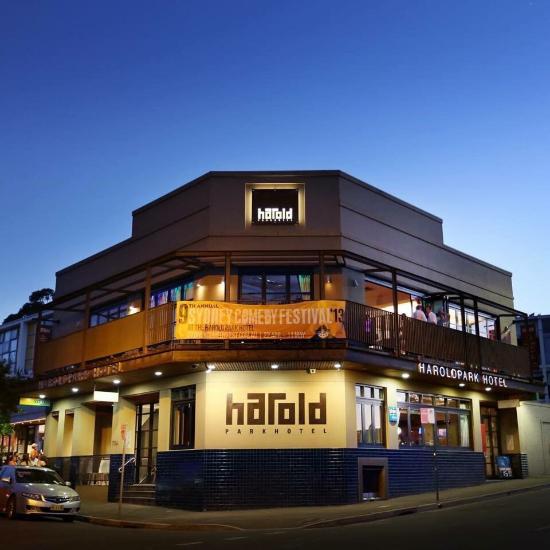 Harold Park Hotel  Sydney