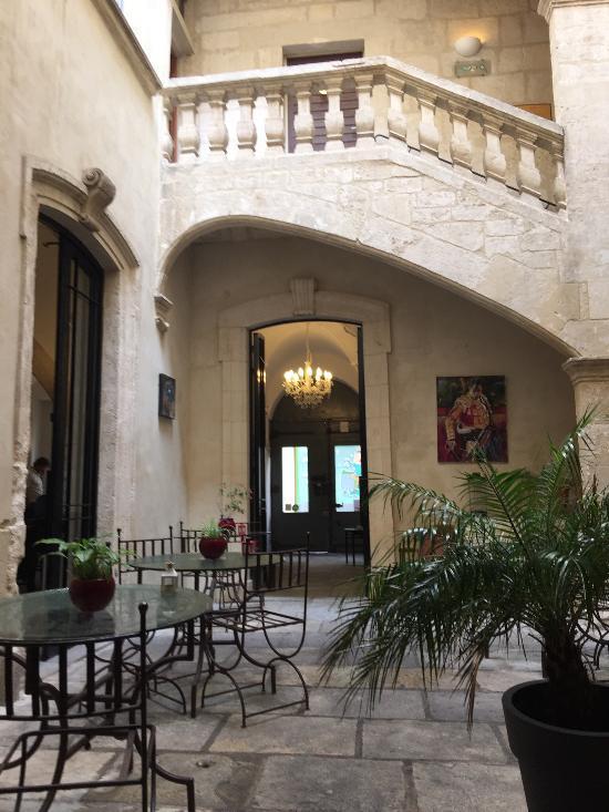 Hotel Marquis de la Baume