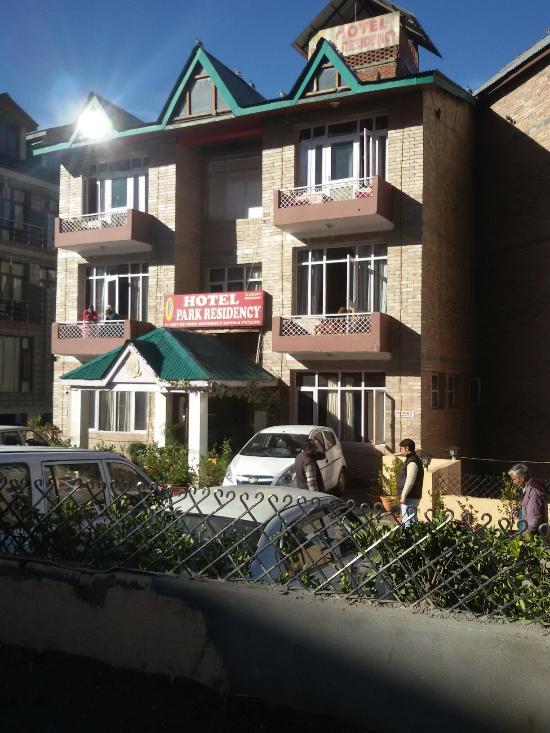 Park Residency Hotel