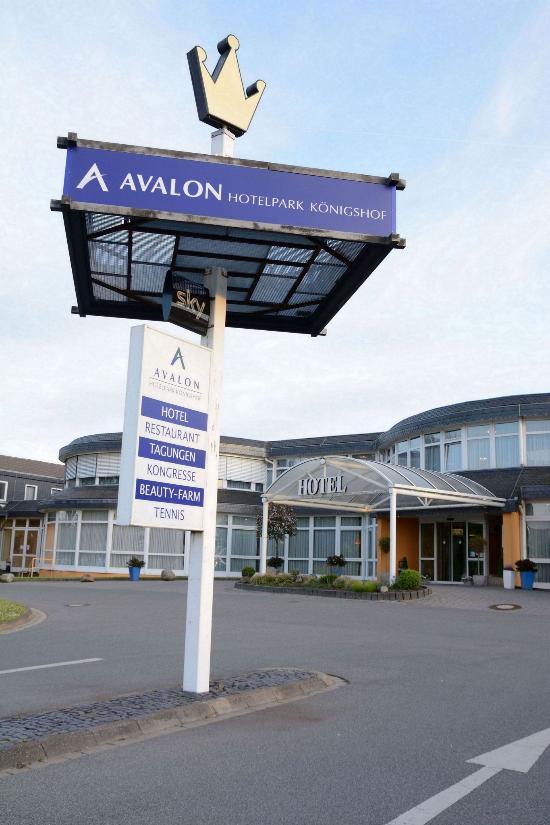 Avalon Hotelpark Koenigshof