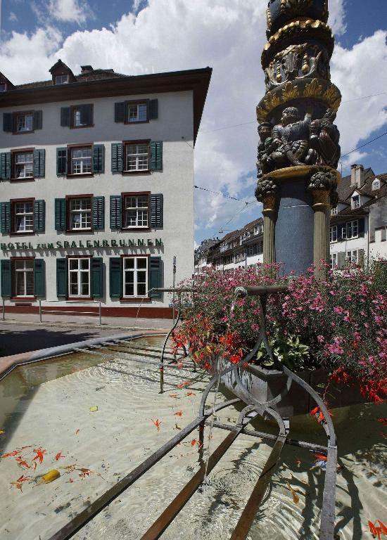 Hotel Spalenbrunnen