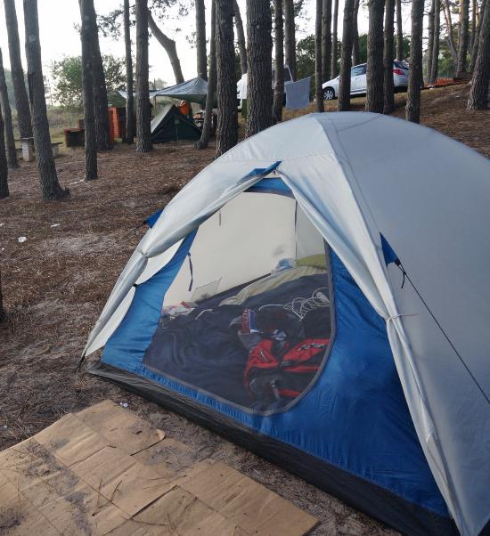 Camping La Aguada