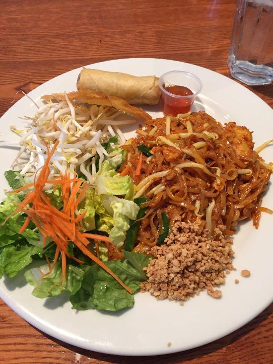 Archi S Thai Food Menu