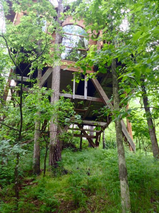 treehouse cottages prices campground reviews eureka springs ar rh tripadvisor com