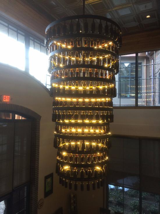 Cool beer bottle chandler