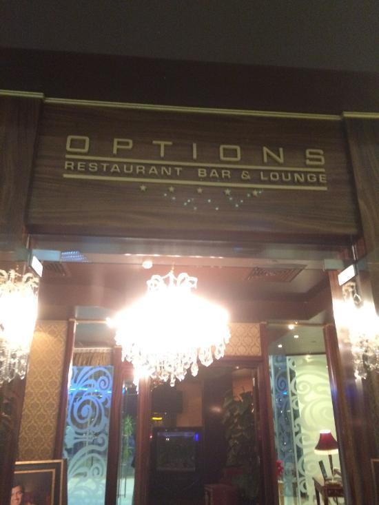 Options by sanjeev kapoor dubai world trade centre