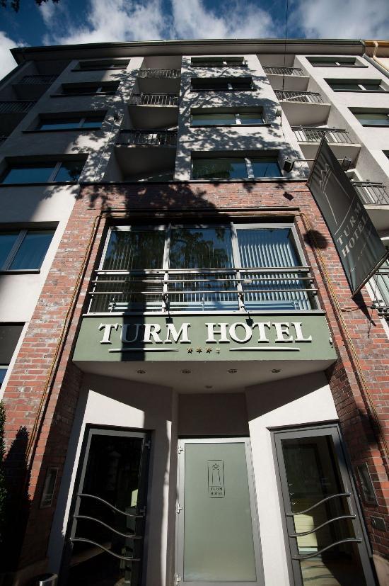 Turm Hotel-a Supranational Hotel