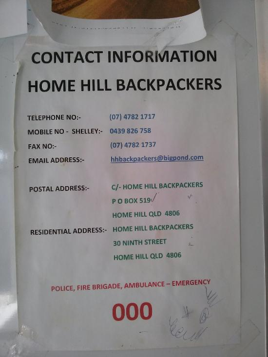 Home Hill Backpackers