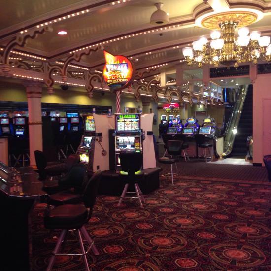 Christmas casino rising sun