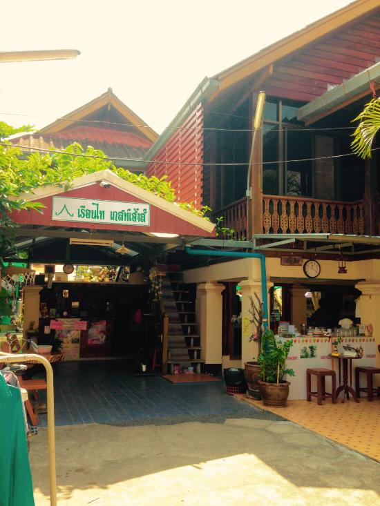 ruan thai massage japansk massage göteborg