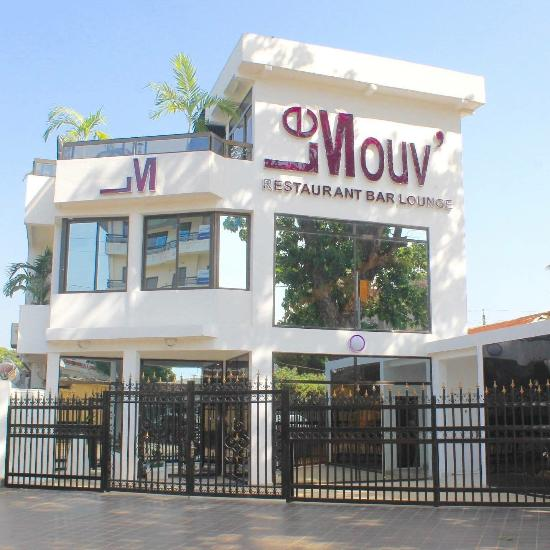 Le Mouv', Conakry - Restaurant Reviews, Photos & Phone