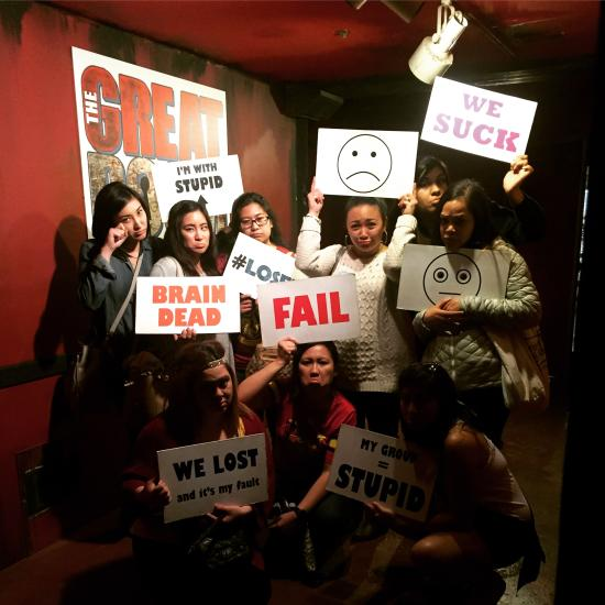 Best Escape Room San Diego