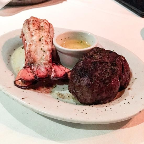 To experience fine dining at its best Just follow the sizzle to Ruth's Chris Steak House located in South Barrington, Illinois! History. Established in The Ruth's Chris Steak House legacy began when Ruth Fertel mortgaged her home for $22, to purchase the