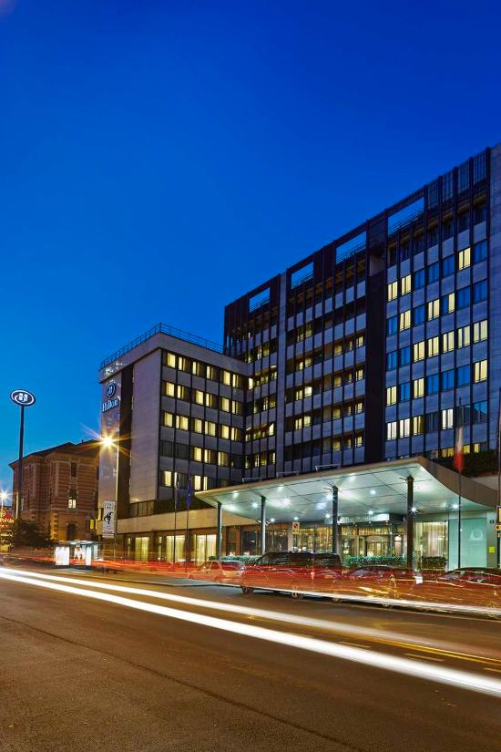 Hilton milan italy see 1 749 hotel reviews and 437 for Hotel hilton milano