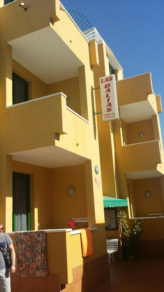 Las Dalias Apartments
