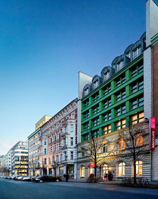 Mercure Hotel Residenz Berlin Checkpoint Charlie