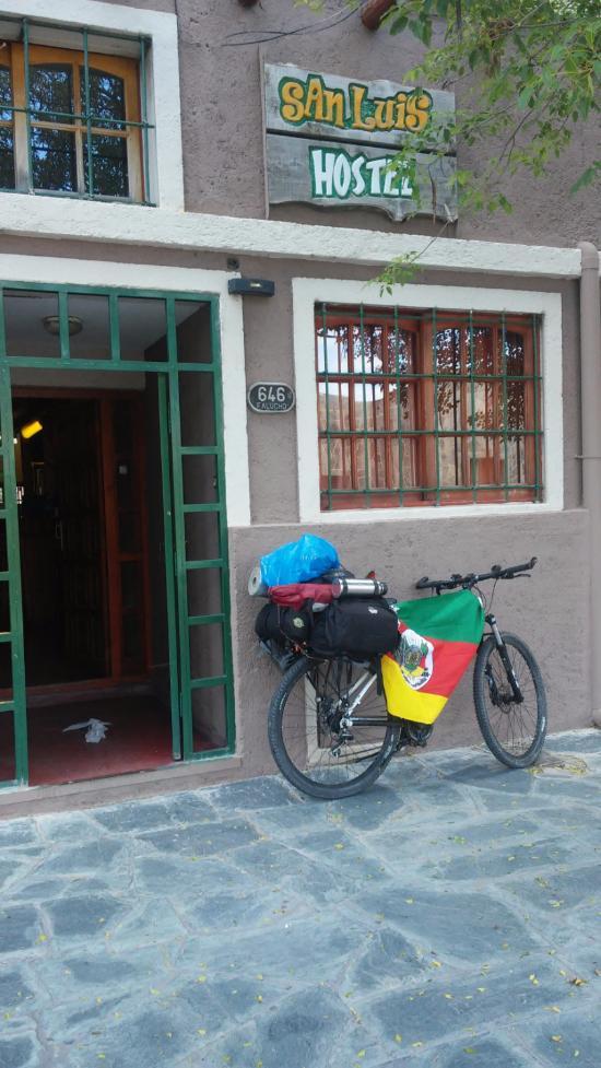 San Luis Hostel
