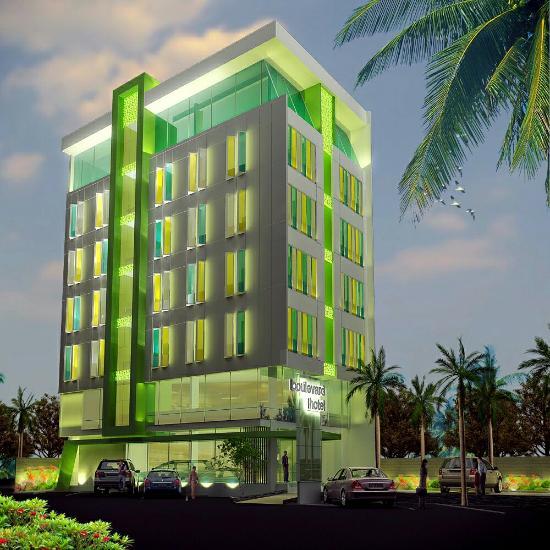 Biz Boulevard Manado