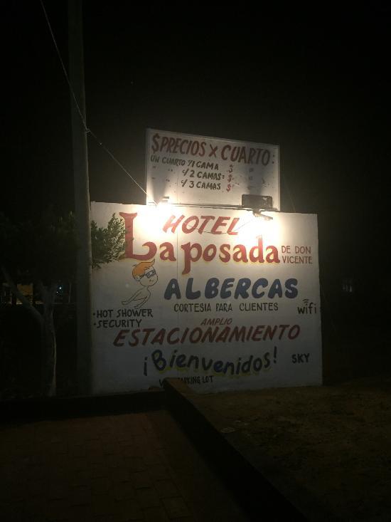 Motel La Posada de Don Vicente