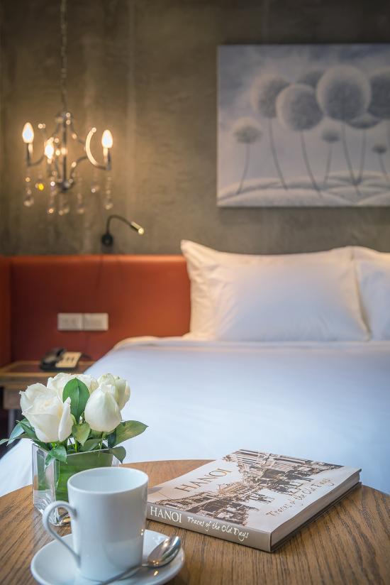 Hanoi La Siesta Hotel Trendy Review