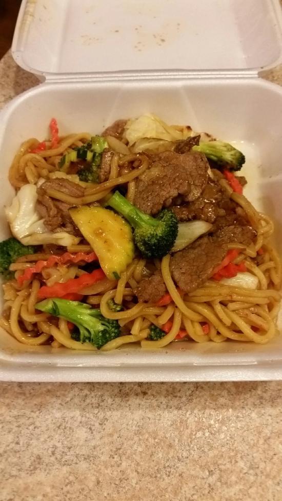 Thai Food Hermiston Oregon