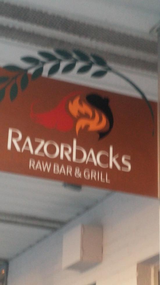 Maryland Map Testing%0A Razorbacks  Baltimore  Menu  Prices  u     Restaurant Reviews  TripAdvisor