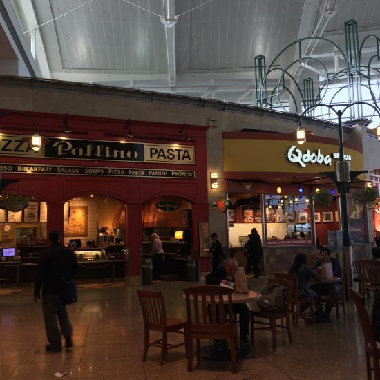 Pallino At Seatac Airport Menu Prices Restaurant
