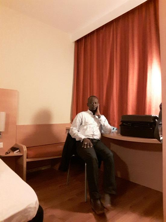 卡薩布蘭卡市區穆薩菲爾宜必思飯店