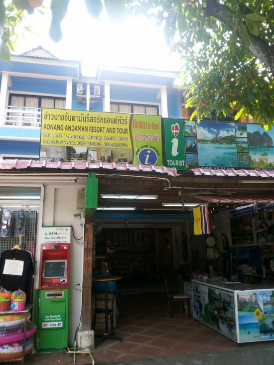 Ao Nang Andaman Hotel & Tour