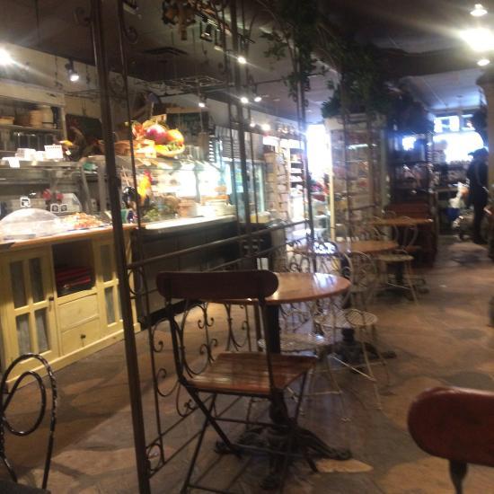 PHIPPS BAKERY CAFE, Toronto - Lawrence Park South - Menu