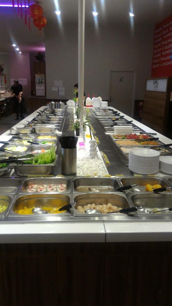 Mikado Mishi Mishi, Les Clayes sous Bois Restaurantanmeldelser TripAdvisor # Restaurant Chinois Les Clayes Sous Bois
