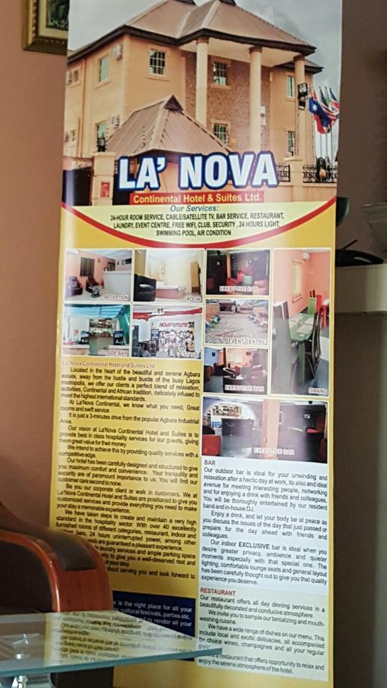 Nova Continental Hotel & Suites