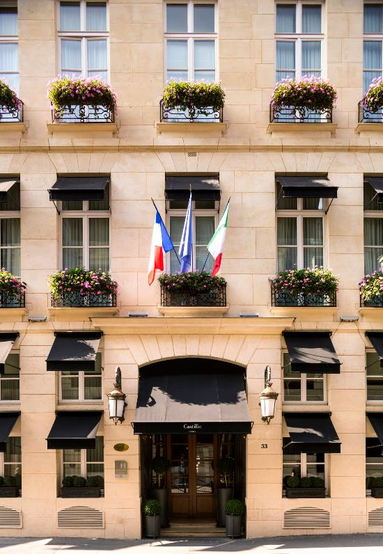 Castille Paris Updated 2017 Hotel Reviews Amp Price