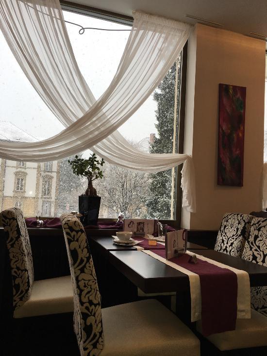 Cafe herz rottweil restaurant bewertungen fotos for Küchen rottweil