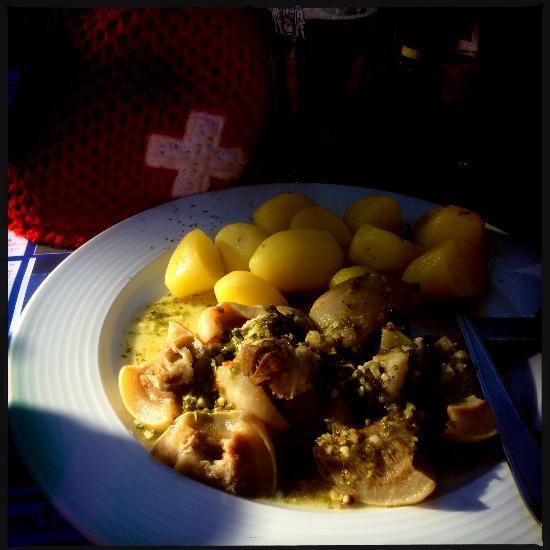 Chalberhoni waldmatte gstaad restaurant bewertungen - Cuisiner une tete de veau ...