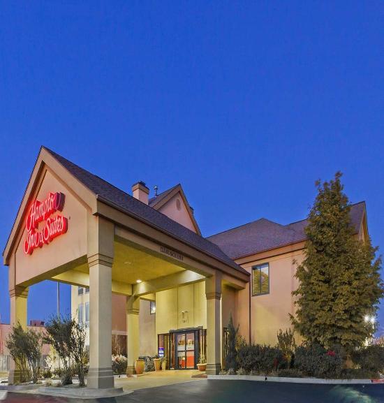 Hampton Inn & Suites Tulsa-Woodland Hills 71st-Memorial