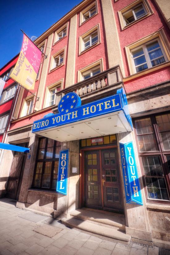 jugendherberge muenchen park updated 2016 hostel reviews price comparison munich germany. Black Bedroom Furniture Sets. Home Design Ideas