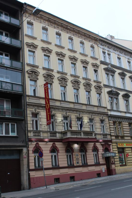 tivoli hotel prague czech republic updated 2016
