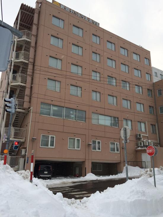 Monbetsu Central Hotel