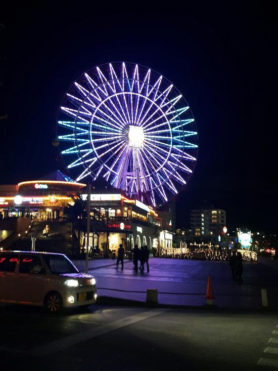 Vessel hotel campana Okinawa