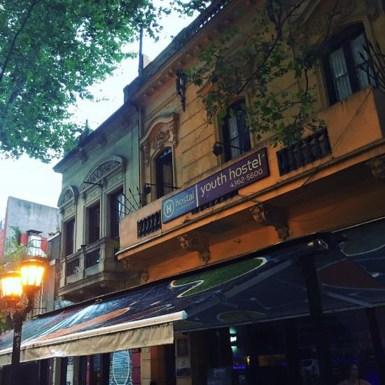 Granados hostel buenos aires argentina vandrerhjem for Casa jardin hostel buenos aires