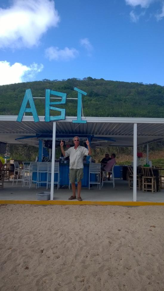 Abi Beach Bar St Thomas Green