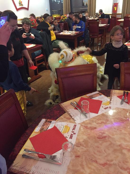 Royal d 39 asie portes l s valence 7 zone commerciale n - Restaurant asiatique portes les valence ...