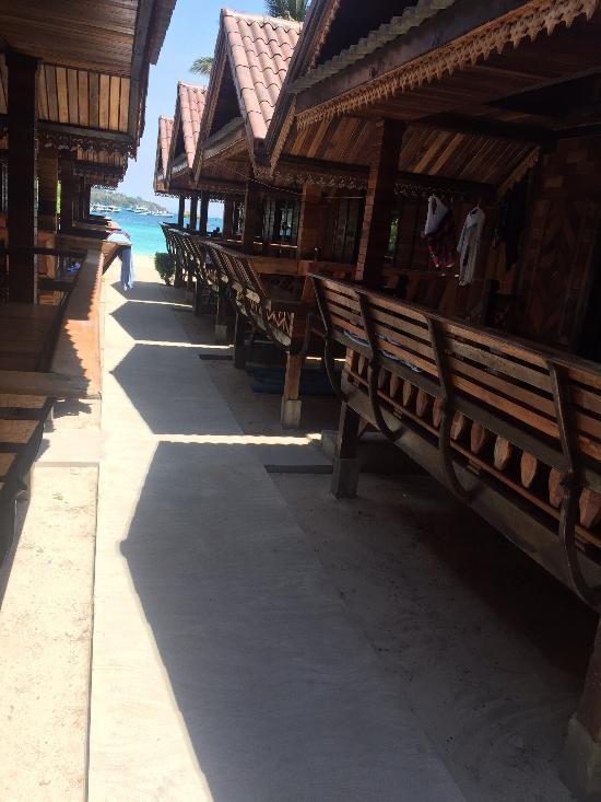 披披島沙灘海景度假村酒店