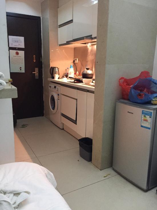 Junxin Apartment Hotel Guangzhou Zhonghuan