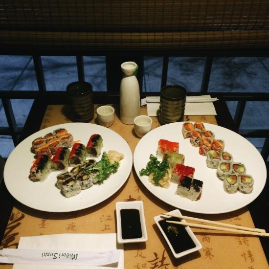 Midori Japanese Cuisine, Highland Park