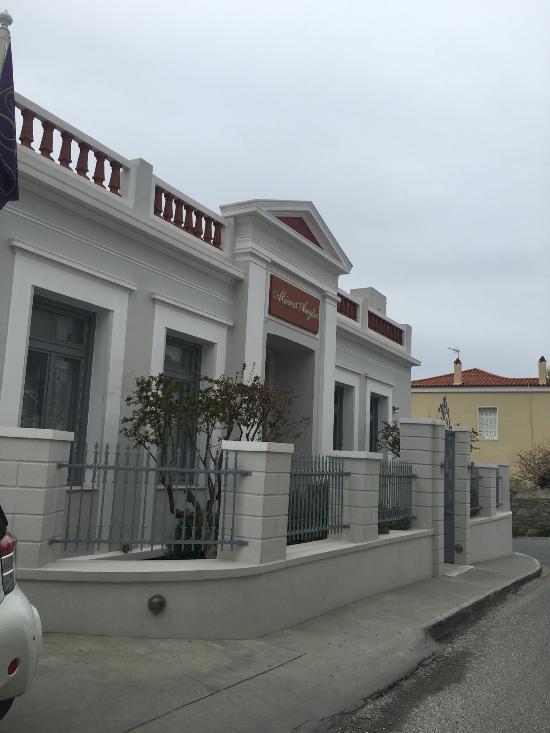 미크라 앙글리아 - 부티크 호텔 안드로스